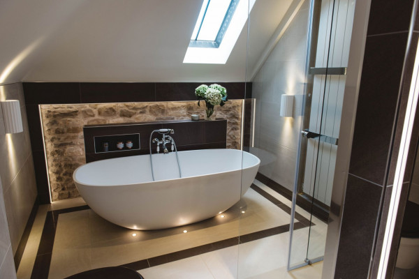 Classic Modern Bathroom - Portfolio