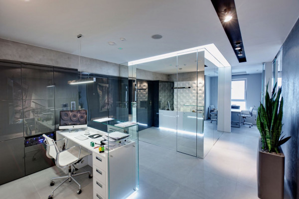 Modern Office Project